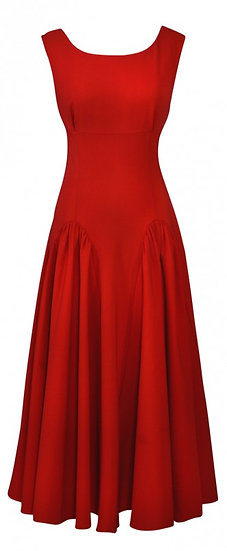 Tiffany Dress Red