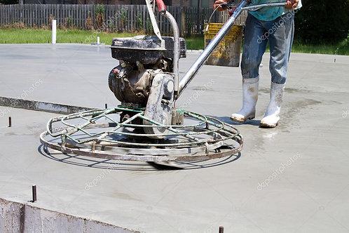 Concrete trowel 30 inch 36