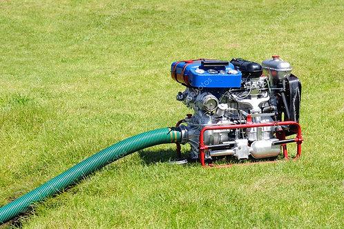 "Honda 2"" Water Pump & Hose"