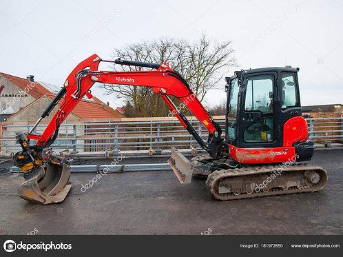 Kubota kx41 Excavator