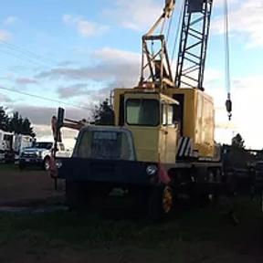 (Crane) Linkbelt