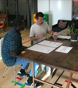 Running Usability Sessions with Customers