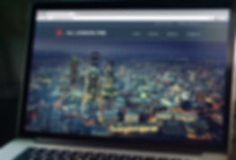 Code Box Media All London Fire Web Design