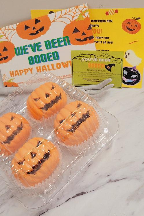 BOO! Pumpkin Bombs