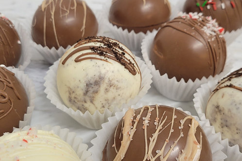 4 Pack Hot Chocolate Bombs