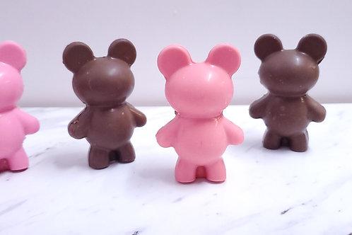 Teddy Bear Hot Chocolate Bombs