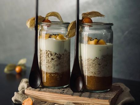 Mango Overnight-Oats
