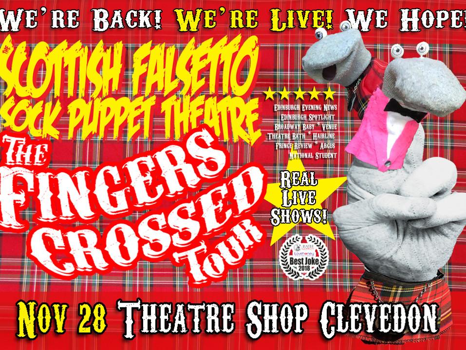 Sottish Falsetto Sock Puppet Theatre