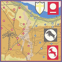ww2 map|rommel|africa corp|desert rats|30 corp|8th army|10 corp|desert warfare|13 corp|begining of the end|tunisia|13 corp|ww2 map|wadi|long range reconisence|