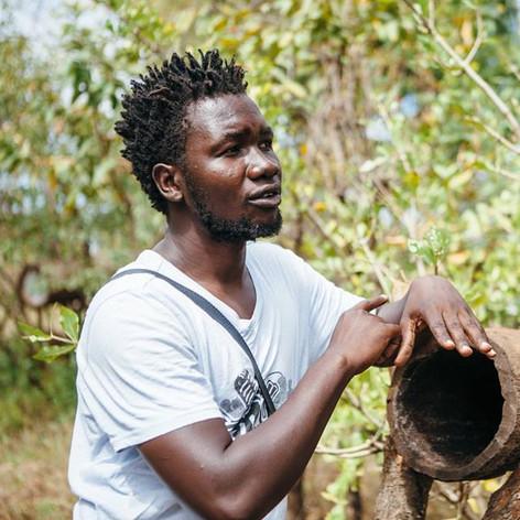 MC Benny, Kitgum, Northern Uganda