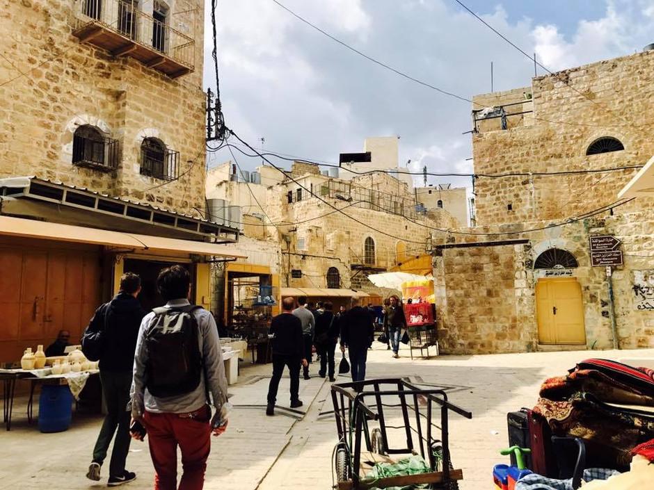 Horror in Hebron