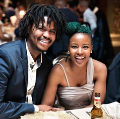 Nthabiseng Letsoso and Mambila Mageza, Soweto, South Africa