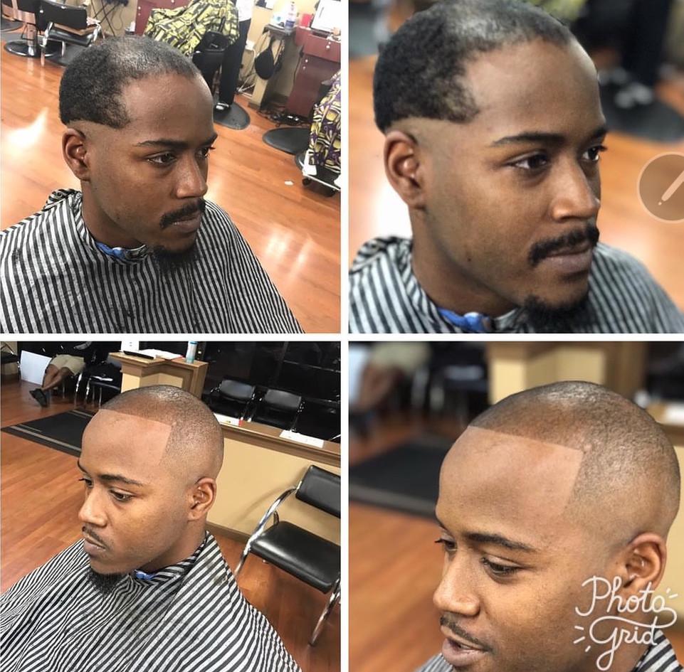 Natural Blending of Balding, CJ