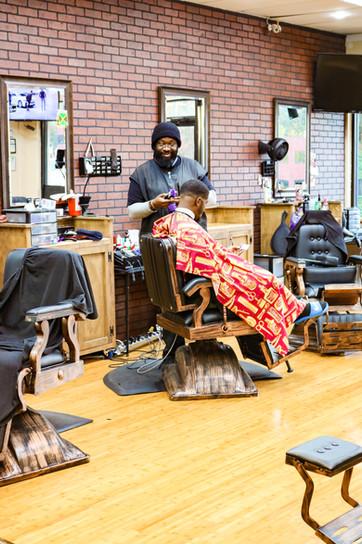 Barber Gerry