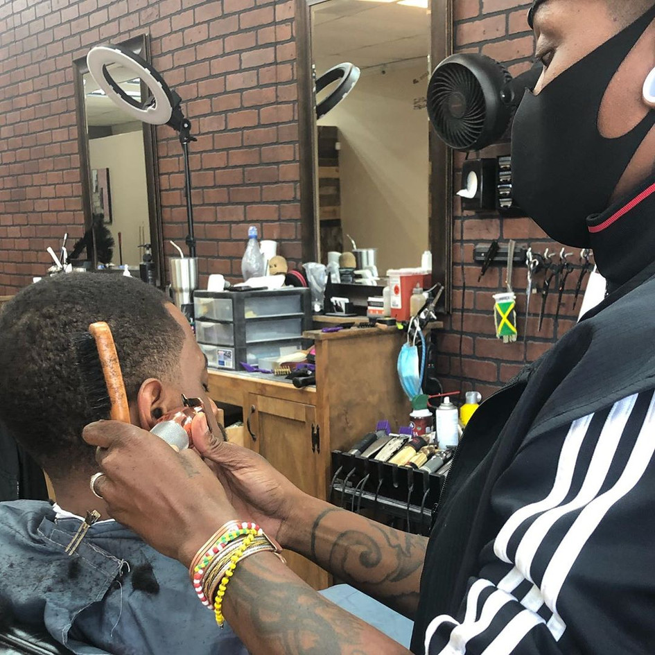 One the Barber