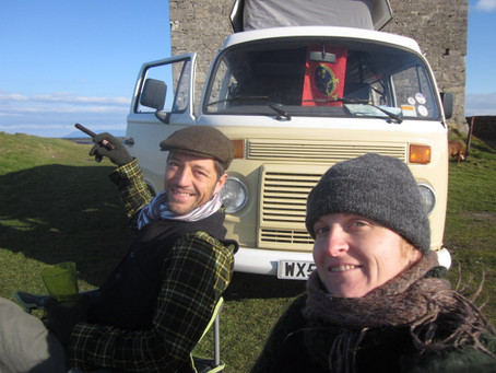 Living the #VanLife Dream - A trip across Ireland