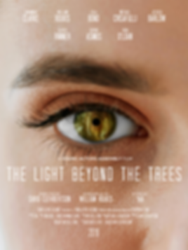 The Light Beyond the Trees Official Film Poster