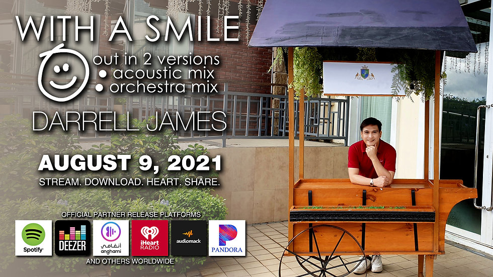 Darrell James - With A Smile Release Image.jpg