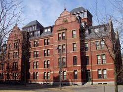 Harvard University Weld Hall