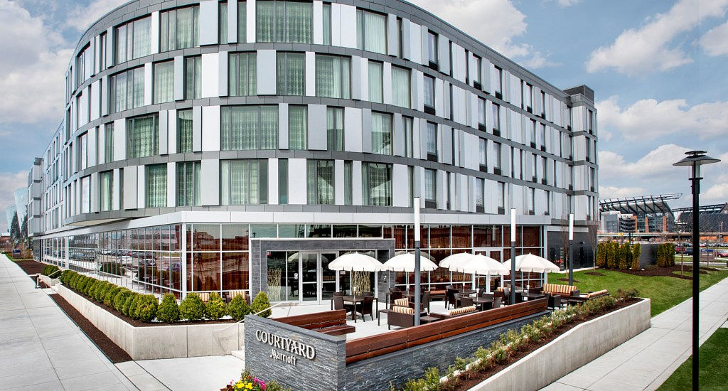 Marriott at Philadelphia Navy Yard