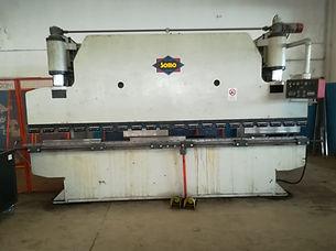 Piegatrice idraulica Somo Mod.pi 140/41.