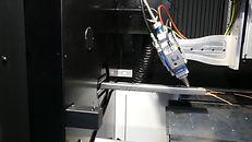 laser tubo