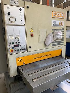 Levigatrice Calibratrice Costa modello M