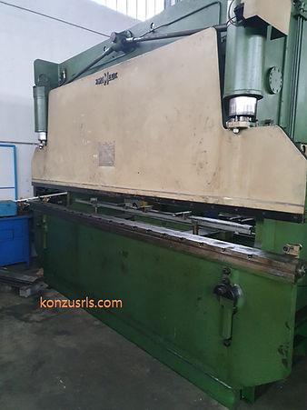 Pressa piegatrice ROMEC 4000 mm x 100 to