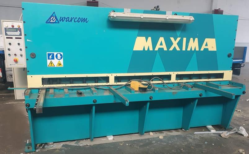 Υδραυλική διάτμηση Warcom Maxima 30-04