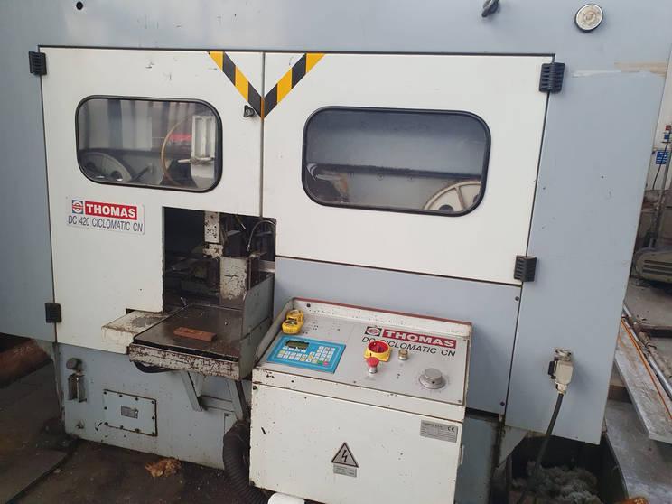 Segatrice Thomas Mod DC 420 ciclomatic CN
