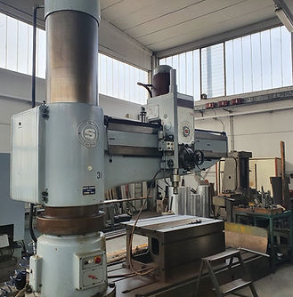 trapano radiale sass tm 2500 s