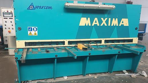 Cesoia idraulica  Warcom Maxima  30-04_e