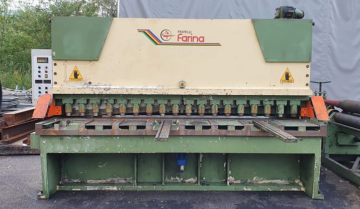 Cesoia idraulica farina CFO 320 sn 3000m