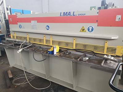 Cesoia idraulica IMAL mod. CCOSI 3000 mm