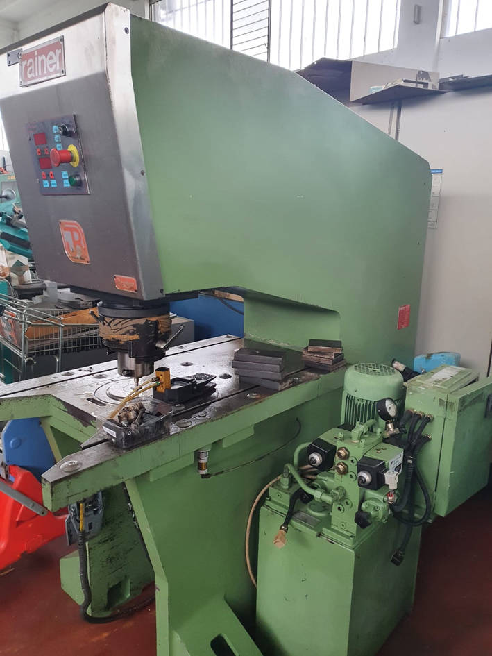 Punzonatrice idraulica Rainer 40 ton