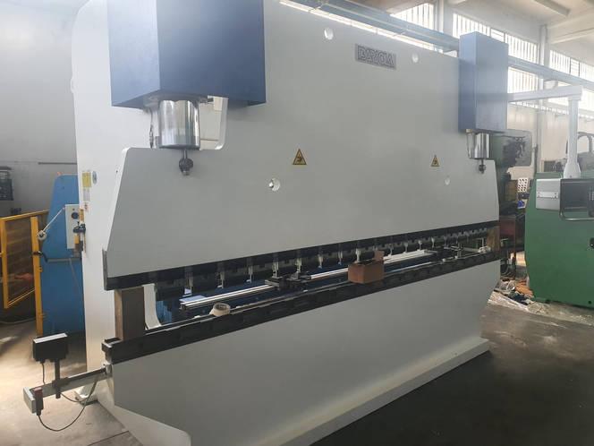 Αναδιπλούμενο μηχάνημα Bariola pbi 165/40