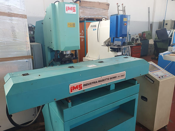 Punzonatrice IMS EASY 120 CNC
