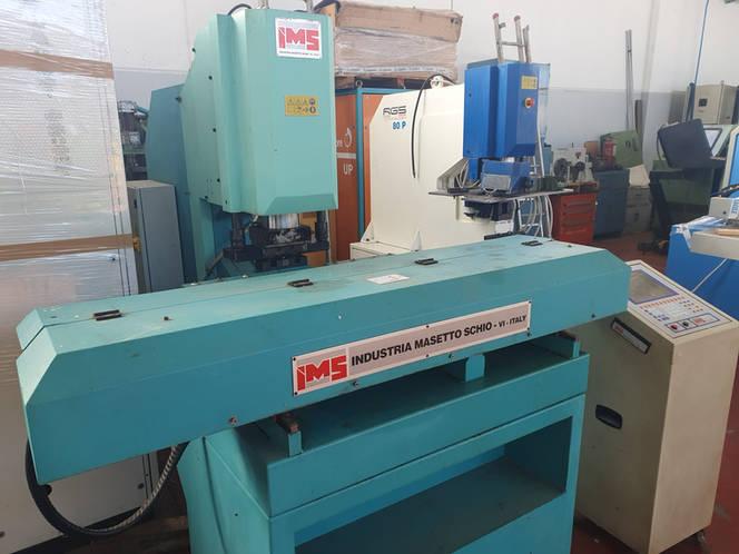 IMS EASY 120 CNC μηχανή διάτρησης