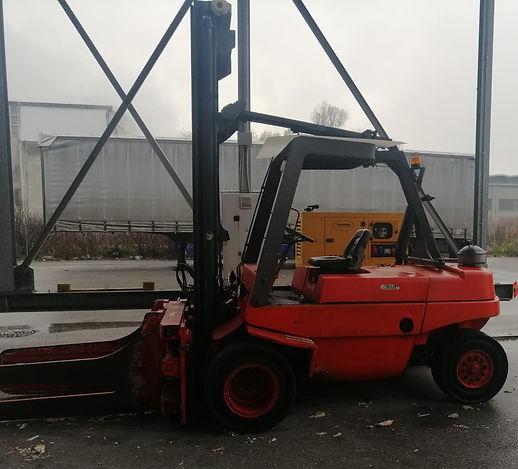 Muletto Linde diesel h 800