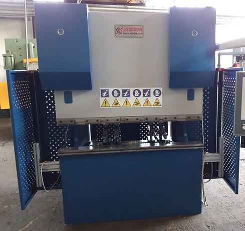 piegatrice idraulica 1500 mm x 40 ton