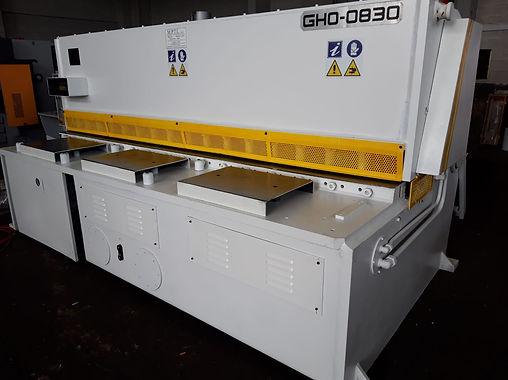 Cesoia Adira 3000 mm x 6/8 mod. gho 0830