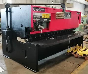 Cesoia idraulica SCHIAVI Mod gh 1030 a 3000 mm x 10 mm