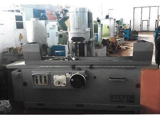 rettifica stefor hydraulic 1000