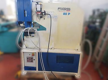 Punzonatrice idraulica RGS technology 80