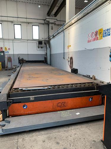 Taglio plasma CR electronic 2500 x 12000
