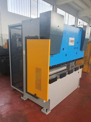 Omag epb 516 μηχανή κάμψης 2000 mm x 50 τόνων