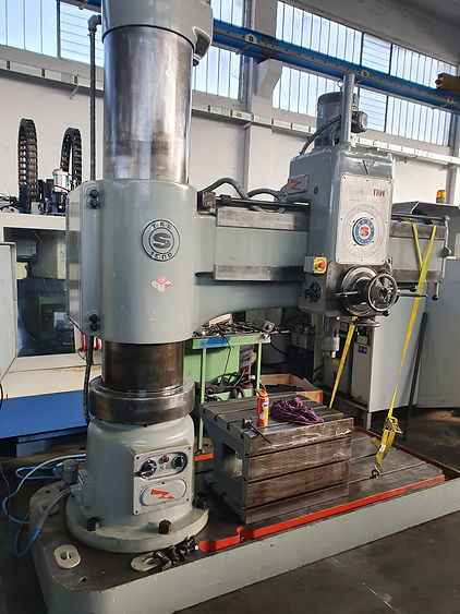 TRAPANO RADIALE SASS TRM 2500