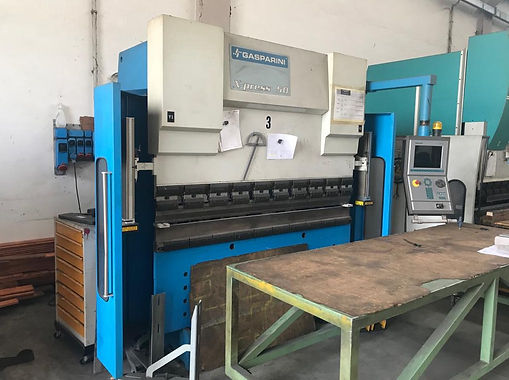PIEGATRICE  GASPARINI X-PRESS 50-2000 (6