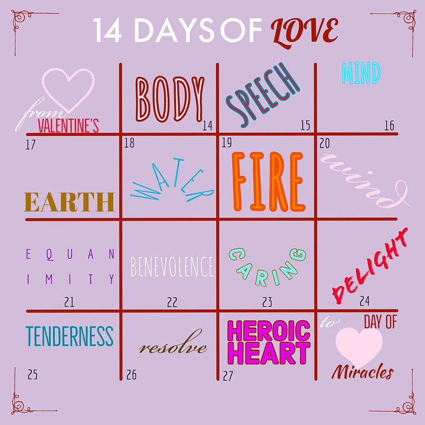 Praise to 14 days switch