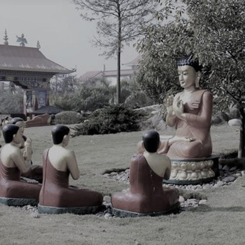 Buddha's Contemplative Technology